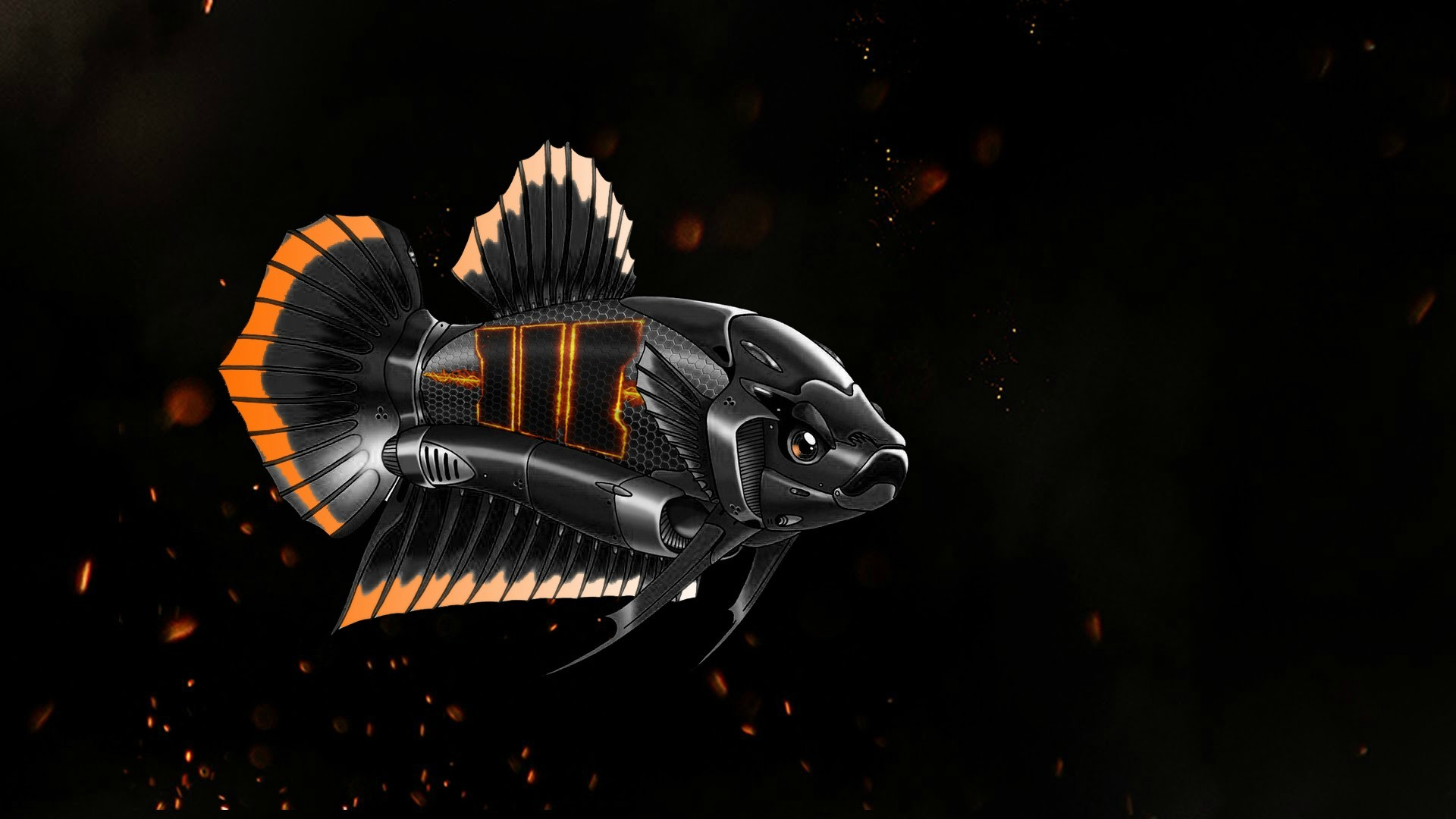 Fighter Fish Hd Wallpaper Download Cool Wallpapers Black Ops 3 81 Images