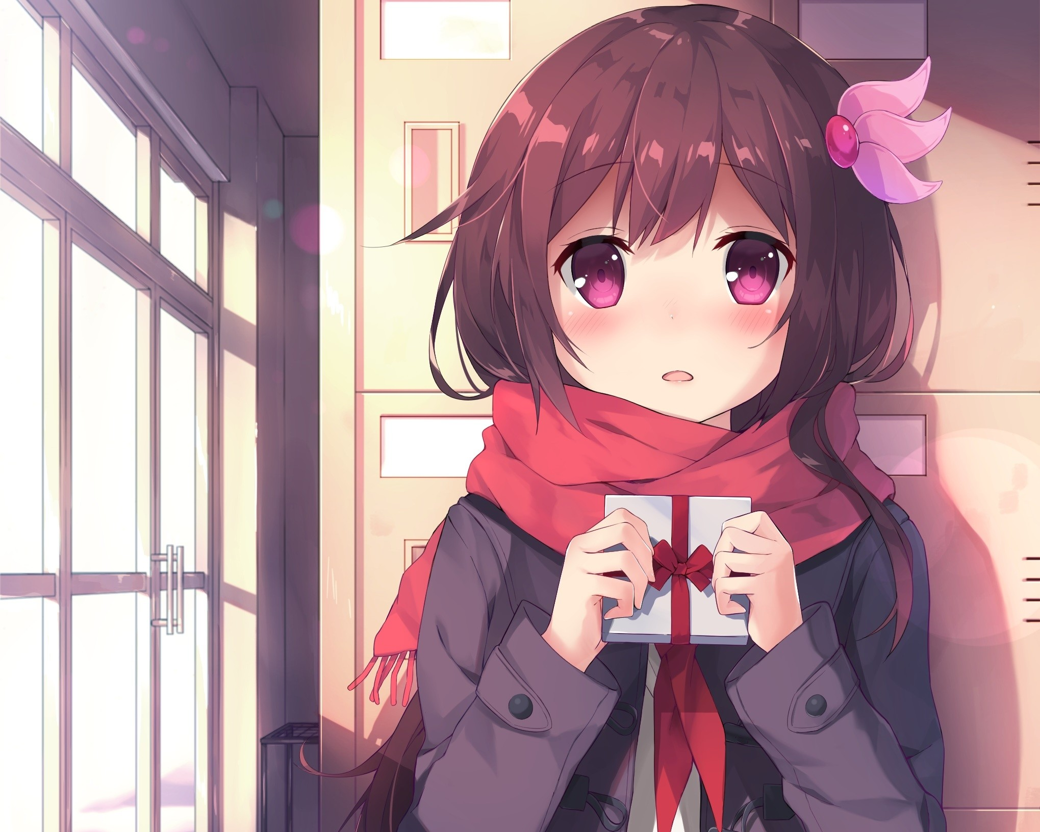 Cute Hug Day Wallpapers Anime Valentines Day Wallpaper 77 Images