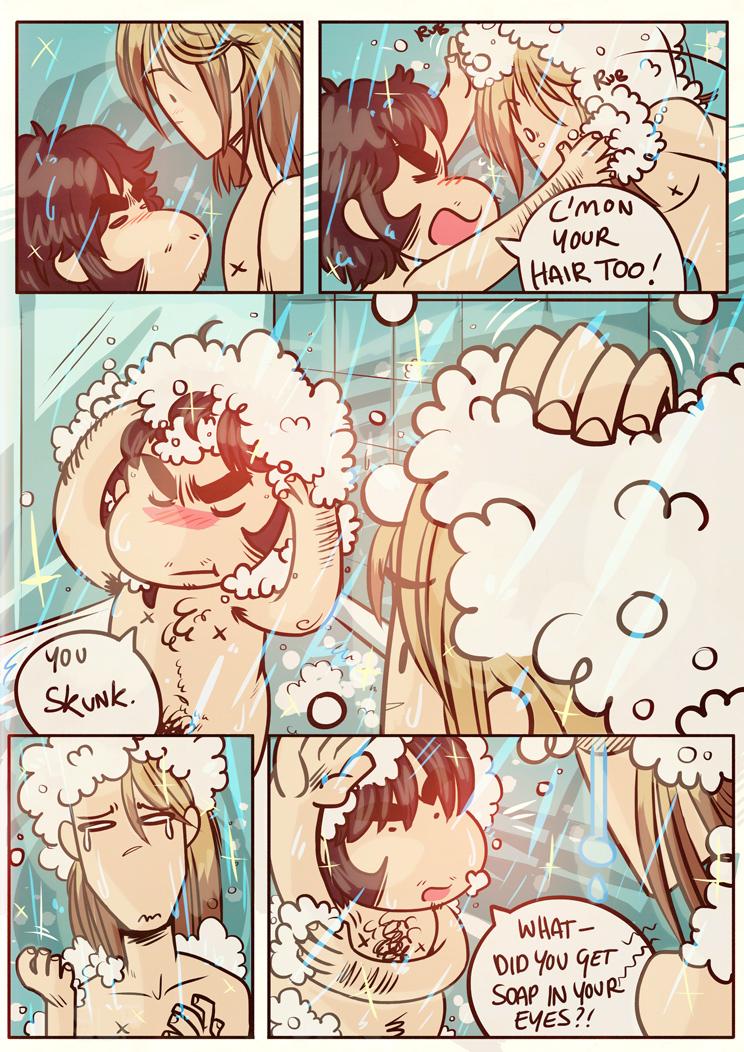 Wet Kiss   2