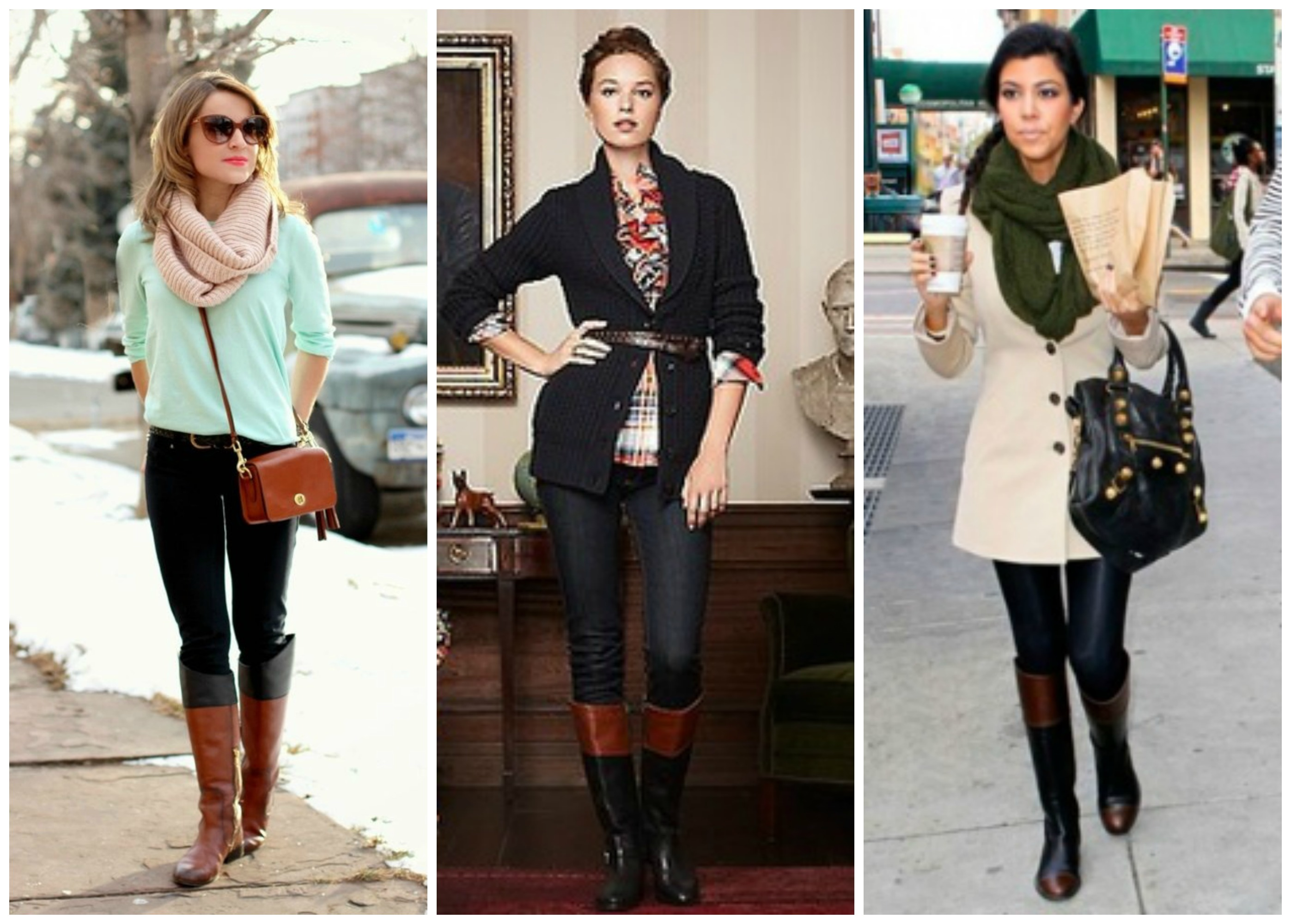 Riding Boots For Women Outfits With Unique Image In