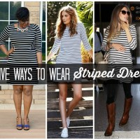 Spring Essentials:  All About the Striped Dress