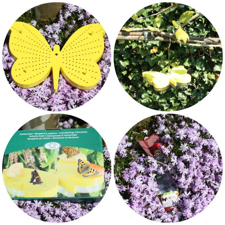 vlindernectar maken