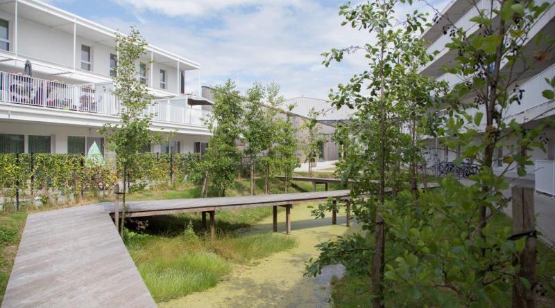 Woonwijk Venning in Kortrijk meest sociaal duurzame wijk van Europa
