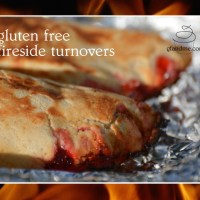 gluten free fireside turnovers - great for outdoor entertaining