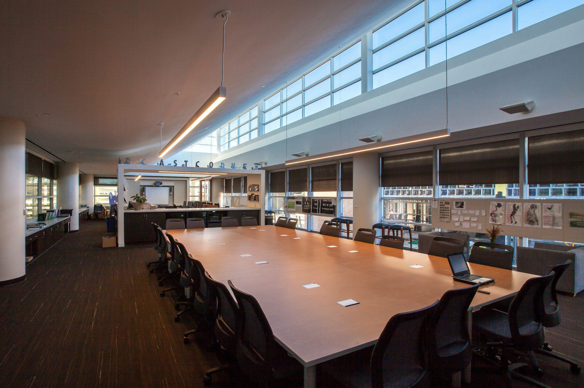 The Hockaday School Liza Lee Academic Research Center