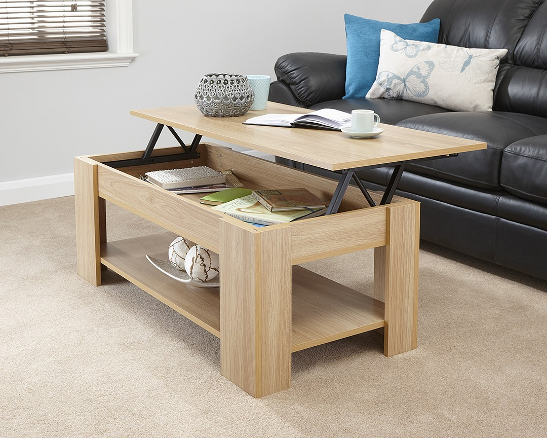 Raise Up Coffee Table Lift Up Coffee Table
