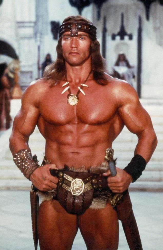 Prince Of Persia 3d Wallpaper Arnold Schwarzenegger Potwierdza Nowy Film O Conanie