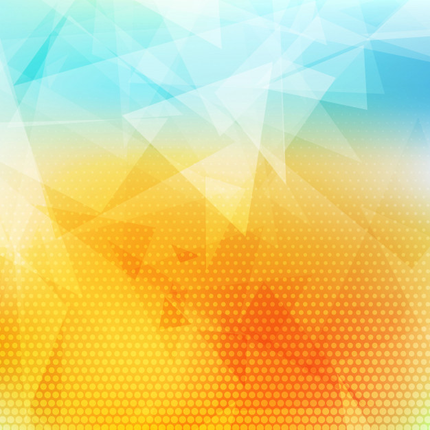 Background Pastel Biru خلفيات فكتور بولى منخفض Low Poly Abstract Background Free