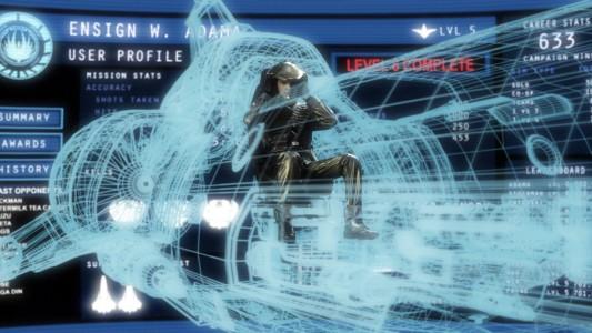 3d Galactic Wallpaper New Battlestar Galactica Is Completely Greenscreen And Cg