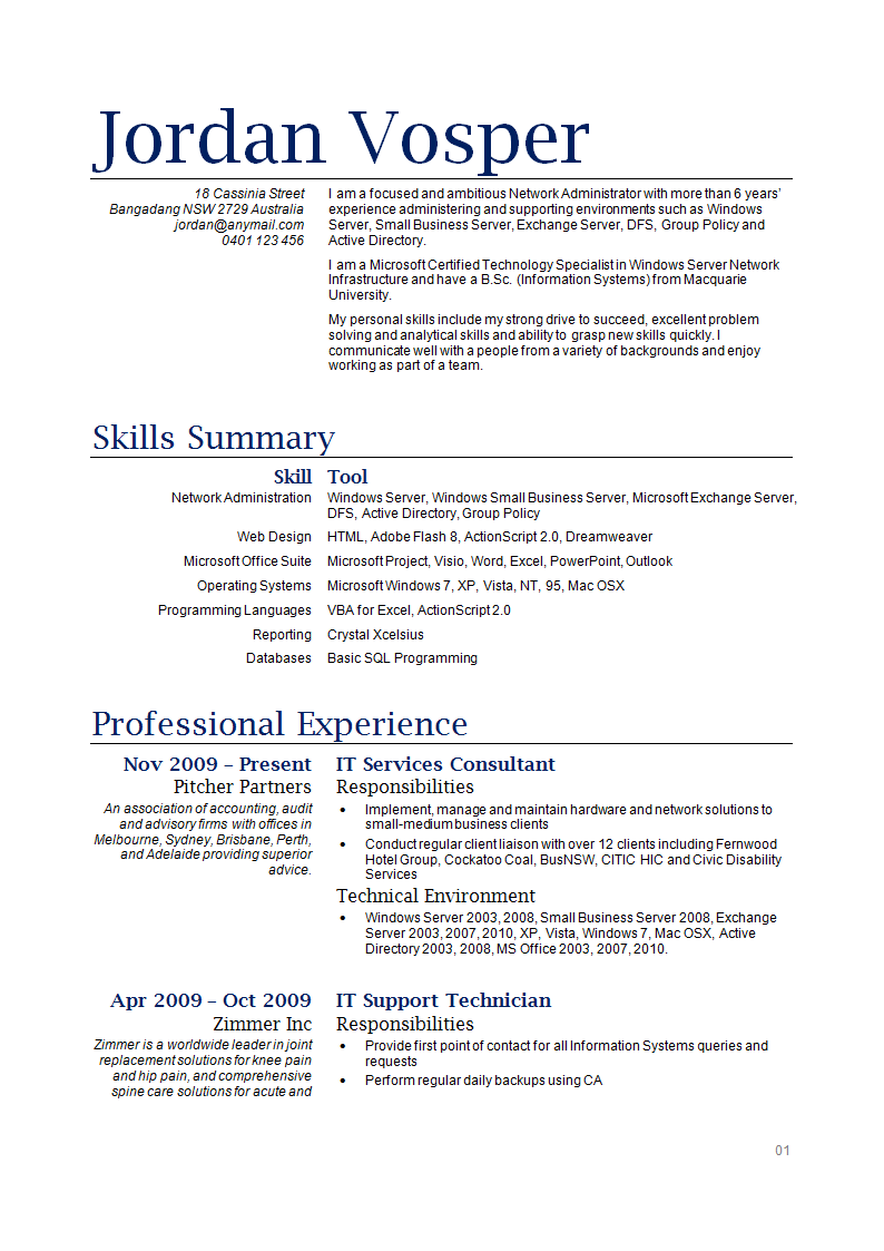 resume writing australian examples writing a rsum aussie style ggs top tips for finding work in