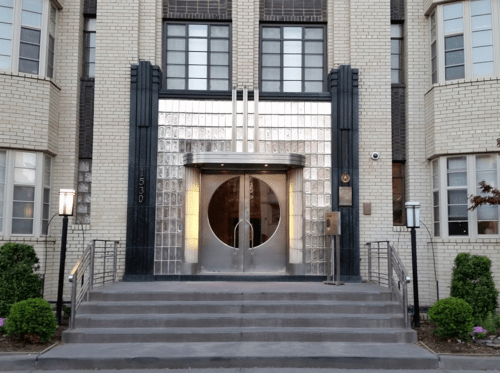 Moderne Style Five Great Art Deco Buildings In Dc – Greater Greater