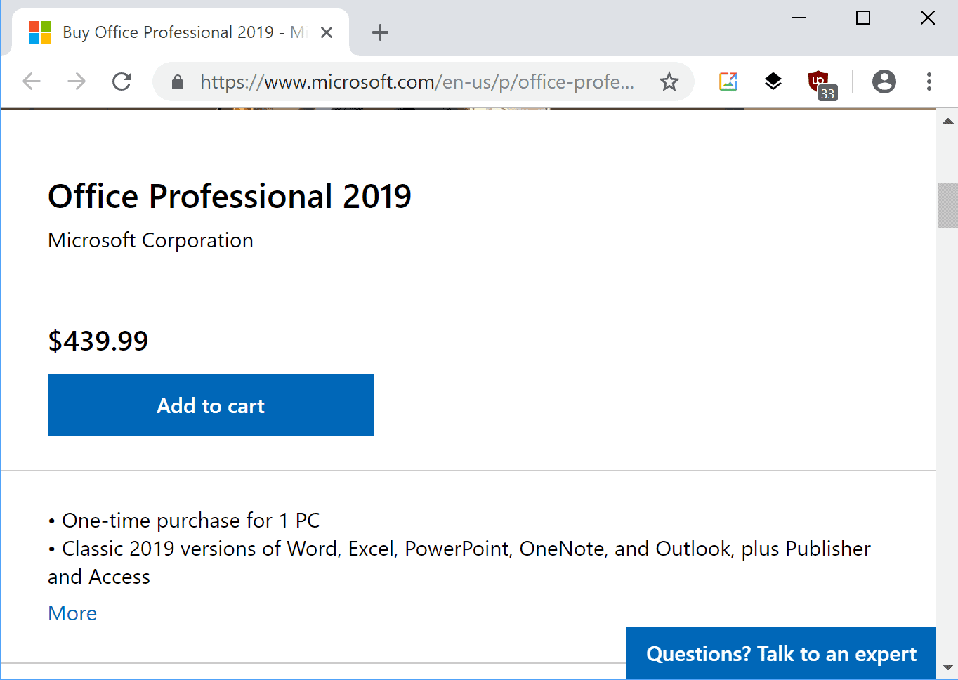 Office Publisher Microsoft Wants 439 For Office 2019 Professional Ghacks Tech News