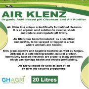 Air Klenz website product image
