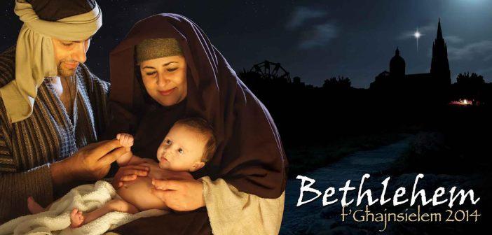 Bethlehem f'Ghajnsielem 2014 Poster unvieled