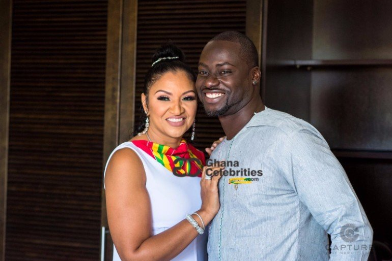 Mama Zimbi Blog Someone Thinks Chris Attoh Is Just A Player Did Not Marry