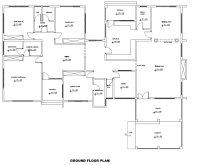 Ghana House Plans  Berma House Plan