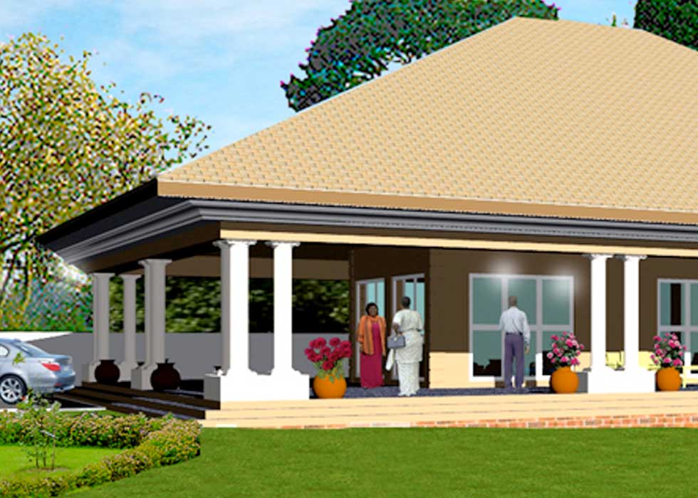 Bungalow Haus Online Planen House Design Online - Download This Beautiful Home Plans Now