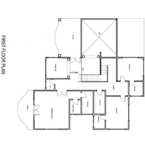 Medium Crop Of 5 Bedroom House Plans