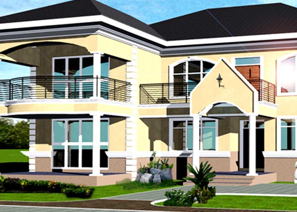Luxury House Plans For Ghana Nigeria Zimbabwe All Africa