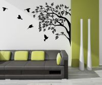 Decoration for Your Home Interior With Stunning Tree ...