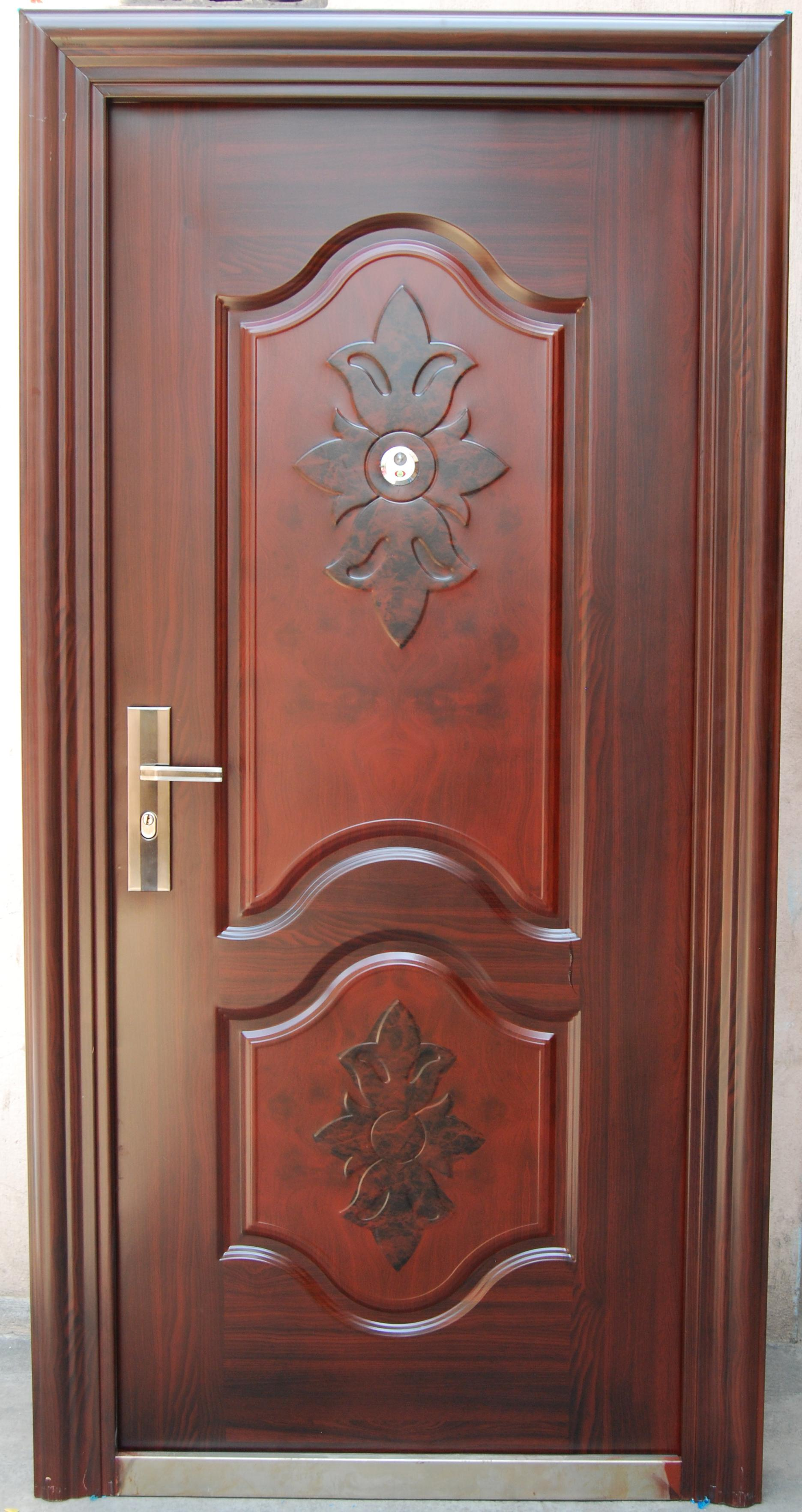 Latest Wooden Door Designs 2017 Steel Security Doors Gharexpert