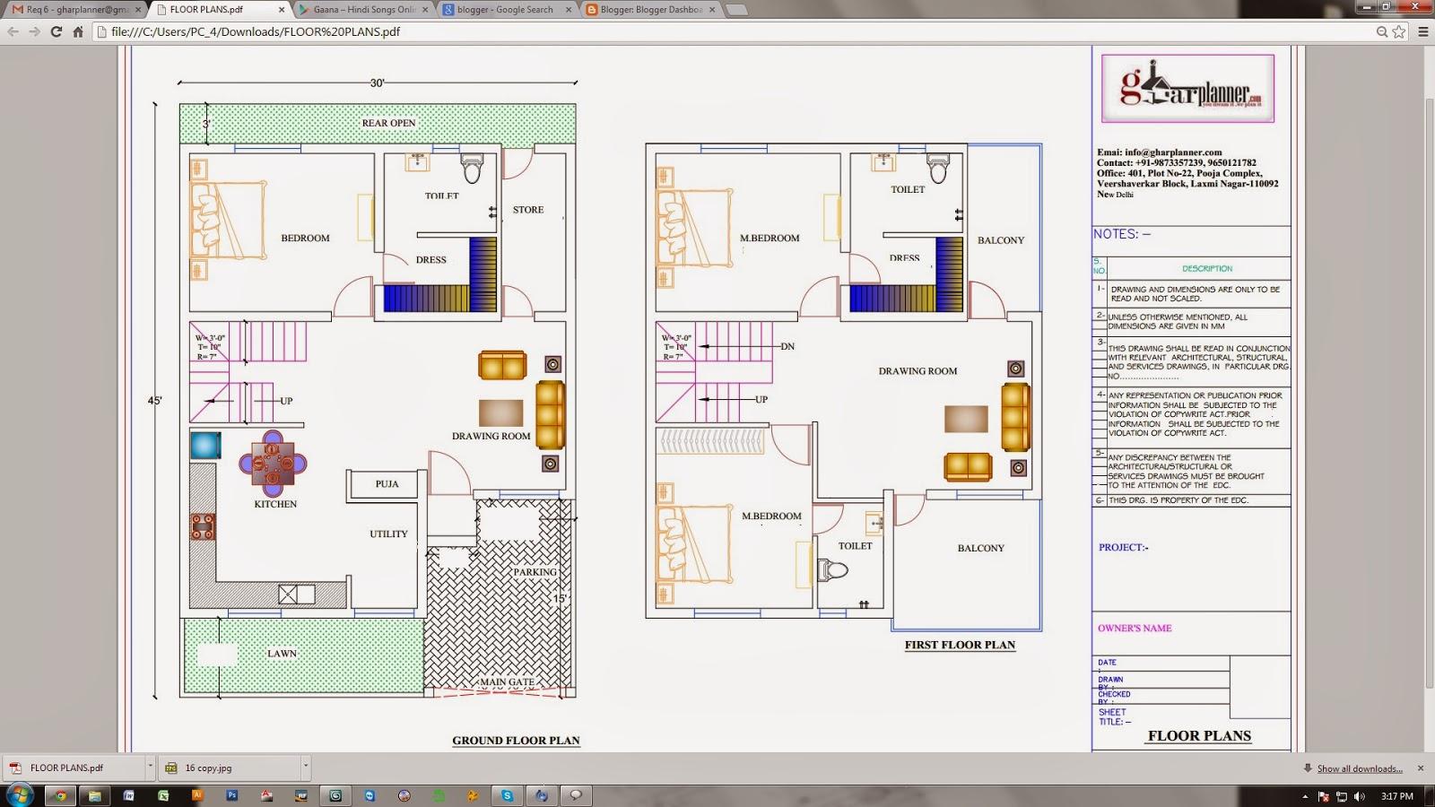 Fullsize Of Duplex House Plans