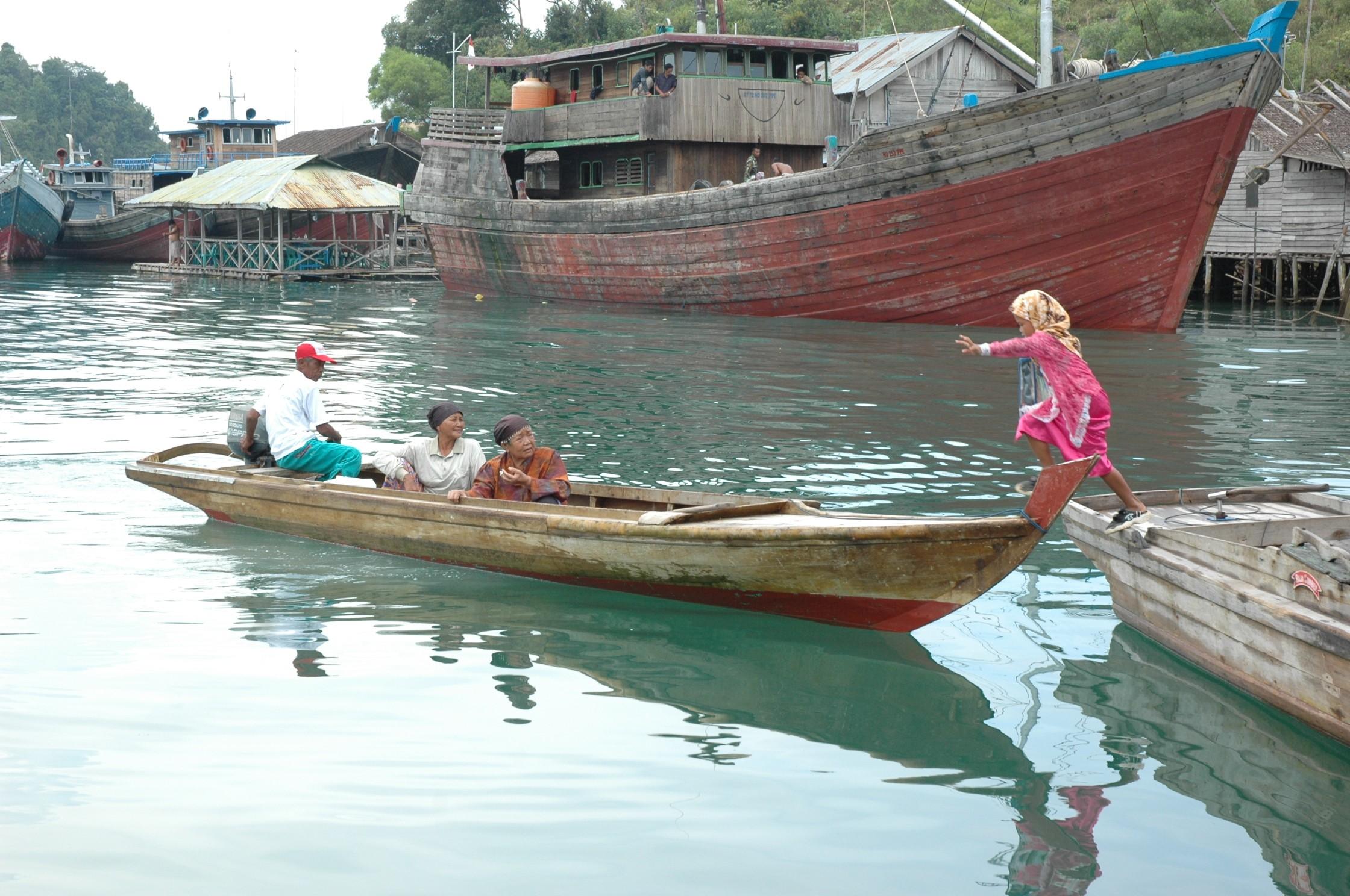 Sman 1 Batam Sekolah Yos Sudarso Batam Wikipedia Bahasa Indonesia Kegigihan Siswa Siswa Di Kawasan Pesisir Hinterland Batam