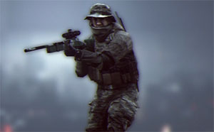 how to get the bow in bf4