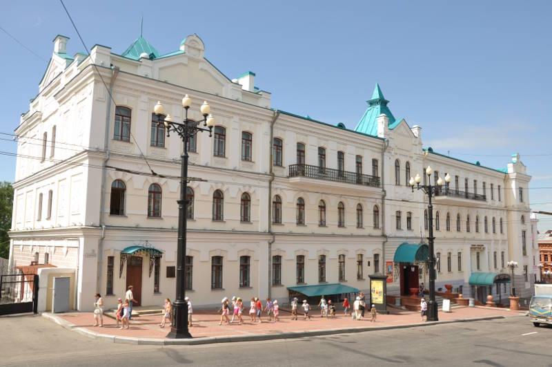 фото хабаровск Художественный музей
