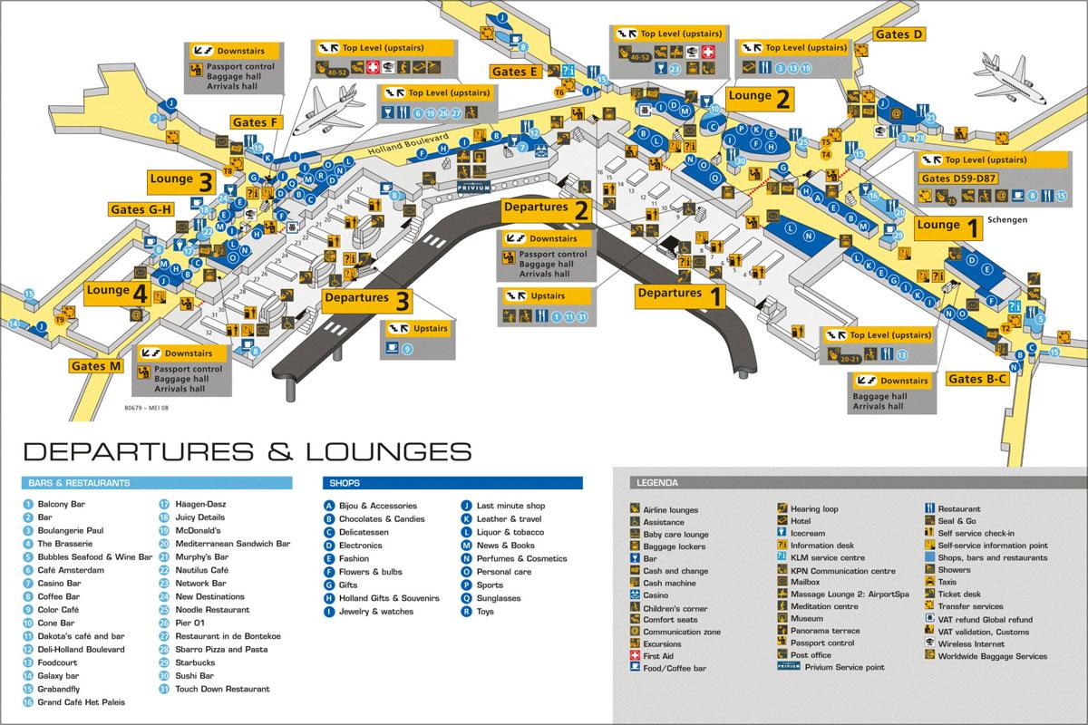 схема аэропорт мюнхен