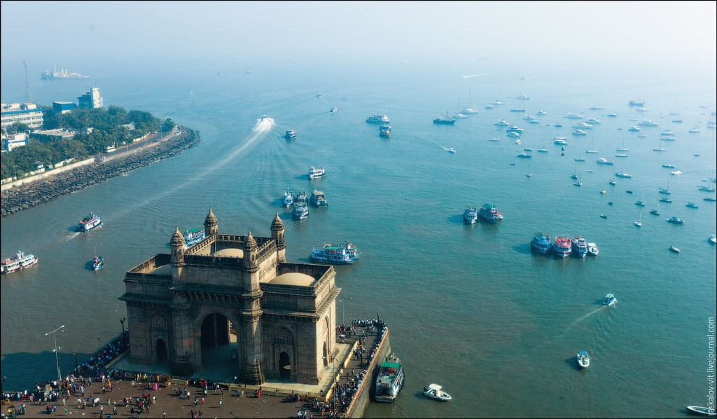 Пристань Мумбаи