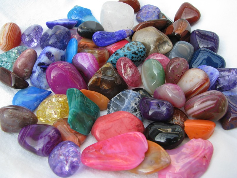 Камни - обереги