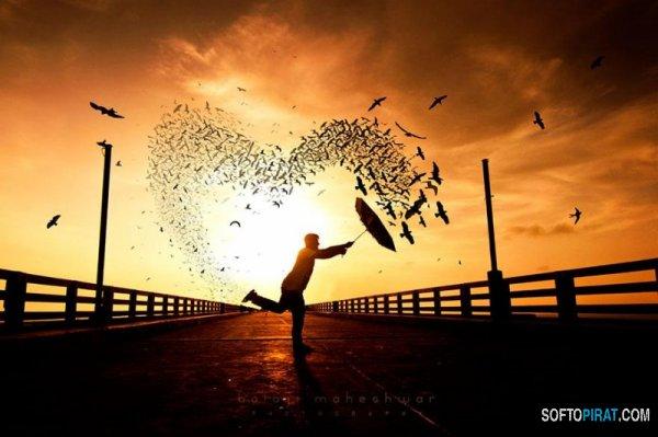 Выражая благодарность любимым, мы сами становимся счастливее