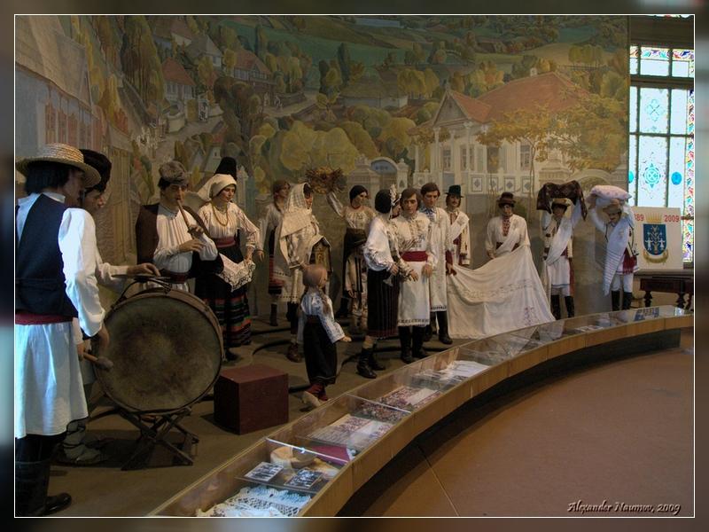 Кишиневский музей природы и этнографии.5