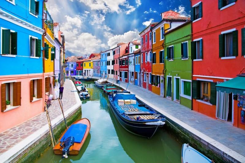 1. Бурано, Италия