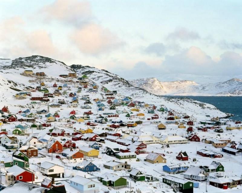 5. Какорток, Гренландия