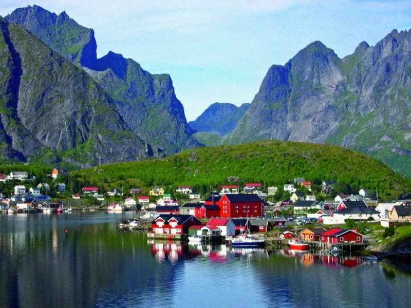 8. Рейне, Норвегия