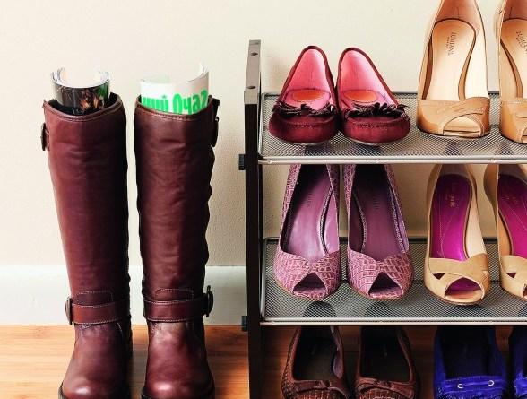 храним обувь