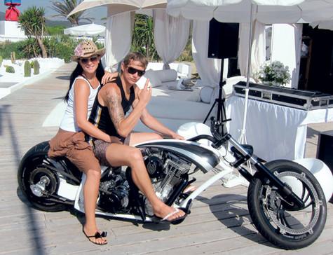 klasnii mototikl