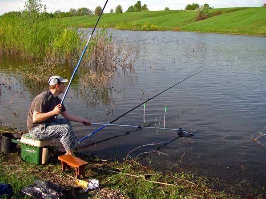 где в виннице можно ловить рыбу