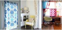 DIY Window Treatments - DIY Curtains and Shades