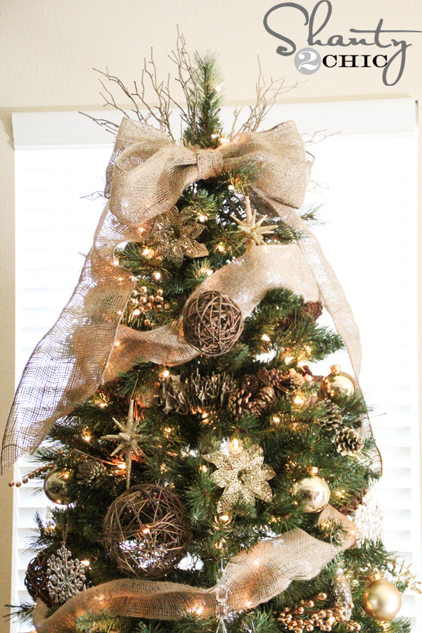 20 Unique Christmas Tree Toppers - Christmas Tree Decorations - unique christmas decorations