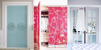 How to Make Over Your Closet Doors