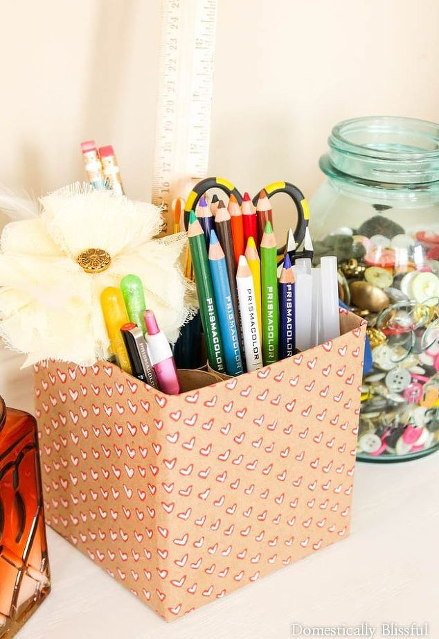 Upcycled Home Projects - Repurposed DIY Ideas - craft ideas for the home