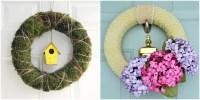 30+ DIY Easter Wreaths - Ideas for Easter Door Decorations ...