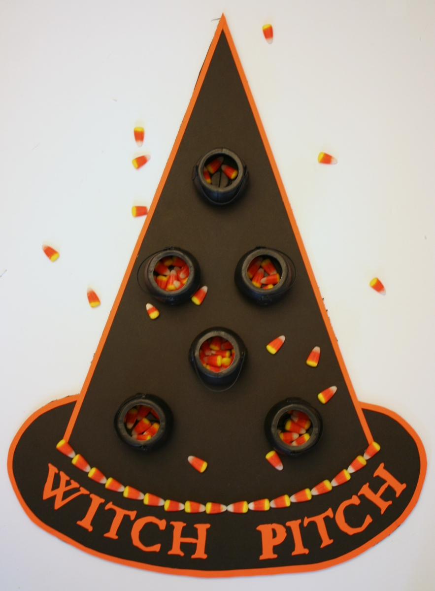 Kids Halloween Party Table Decorations
