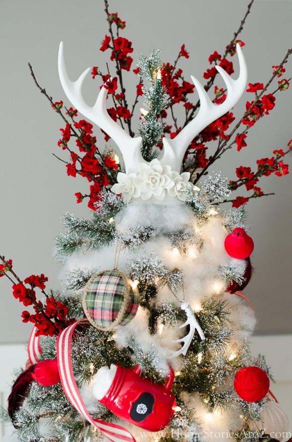 40 Unique Christmas Tree Decorations - 2017 Ideas for Decorating - unique christmas decorations