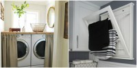 10 Small Laundry Room Organization Ideas - Storage Tips ...