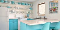 Kitchen Open Shelving - Why Open Wall Shelving Works for ...