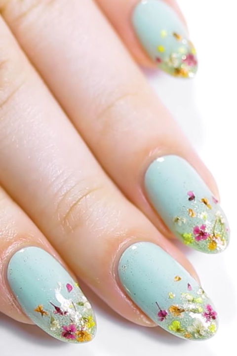 Nails super pretty floral nail designs best for you to checkout